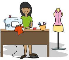 Como consertar suas roupas
