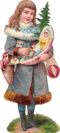 Oblaten Glanzbild scrap die cut  Kind 12,7cm child Mädchen XMAS Weihnachten Baum FOR SALE • EUR 5,00 • See Photos! Money Back Guarantee. Original um ca. 1890, 1900, geprägt, Größe: max. ca. 12,7cm Zustand: schön Ich bemühe mich um eine exakte Beschreibung und um Ihre Zufriedenheit. Sollte trotzdem ein Grund zur Beanstandung vorliegen, 331994315326