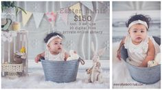 Our Spring/Easter mini sessions are back and will be held here in our new Studio. Last year's Spring minis were such a great successthat I'mpredicting this yearto beeven better! This year's sets are designed in ashabby-chic spring look and the other in a woodland bunny theme with…