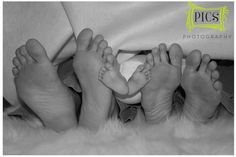 #newborn #photography #feet