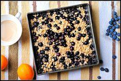Meatless Monday: Meyer Lemon Blueberry Baked Oatmeal by Prevention RD