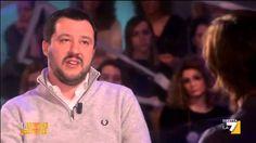 L'intervista integrale a Matteo Salvini