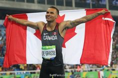 Andre De Grasse, Canada – wins bronze        Video. Olympic Games Rio 2016. Men, 100 m. Final. ... 46  PHOTOS        ... It was Bolt's historical win of seventh Olympic gold medal.        Originally posted:         http://softfern.com/NewsDtls.aspx?id=1110&catgry=3            SoftFern News, SoftFern Sport News, SoftFern videos, final, Rio 2016, Olympic Games Rio 2016, Men, 100 m, Usain Bolt, Justin Gatlin, Andre De Grasse, Yohan Blake, sprint, seventh Olympic gold medal, sport ic