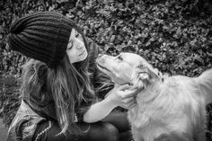 Muito amor envolvido humanos e dogs - ensaio Iascara by a.gollo