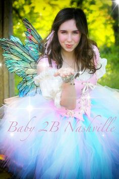 Love this fairy costume!