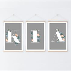 Who Is A Mother, Simple Poster, Letter V, Joko, White Letters, Poster Making, Gray Background, Finland, Little Girls
