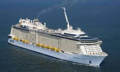 Meyer Werft delivers Anthem of the Seas to Royal Caribbean | Royal Caribbean Blog
