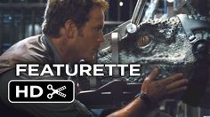 Jurassic World Featurette - A Look Inside (2015) - Chris Pratt Movie HD Jurassic World, Jurassic Park, Chris Pratt Movies, Fun, Fictional Characters, Fantasy Characters, Hilarious