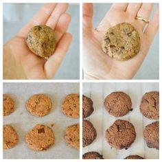biscotti veg farina nocciola 3 Biscotti, 3, Muffin, Cookies, Breakfast, Desserts, Food, Crack Crackers, Morning Coffee
