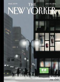 Inverno sul New Yorker - Il Post