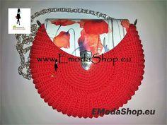 Materiál na kabelku objednáte na EModaShop.eu Crochet Hats, Knitting Hats