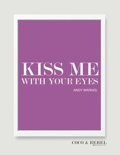 Check out this item in my Etsy shop https://www.etsy.com/listing/206070268/kiss-me-andy-warhol-digital-art