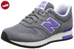 New Balance Women's 711v1 Training Shoe, Steel/Heather, 35 EU