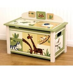 coffre jouets color enfant. Black Bedroom Furniture Sets. Home Design Ideas