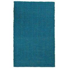 Classic Home Bermuda 4'x6' Ocean Blue Area rug