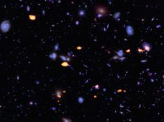 "A series of articles to be published in ""Astrophysical Journal"" and ""Monthly Notices of the Royal Astronomical Society"" describe different parts of a research based on the observation of the Hubble Space Telescope's Ultra Deep Field (HUDF) using the radio telescope ALMA. These observations show that the rate of star formation in young galaxies is closely related to their total mass in stars. Read the details in the article!"
