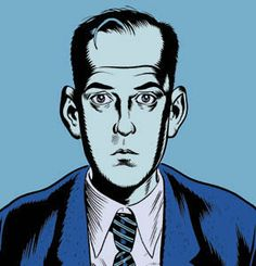 I have always been a massive fan of Daniel Clowes. His graphic novels get me through life.