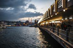 Galata Bridge - Istanbul www.instagram.com/canertas