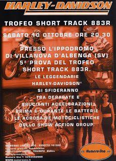 The Legend of Harley Davidson Sportster: Trofeo Short Track - Villanova d'Albenga Harley Davidson Engines, Harley Davidson Sportster, Track, Action, Group Action, Runway, Trucks, Running, Track And Field