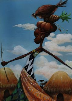 Frank Morrison Featured Artist is a special page featuring the remarkable art of award-winning painter Frank Morrison.