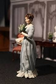 Image result for victorian dolls house family