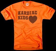Kardiac Kids Homage Tee