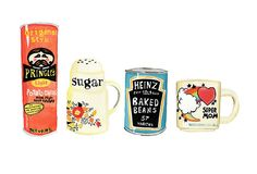 Pringles, sugar, beans and supermom by sister planet