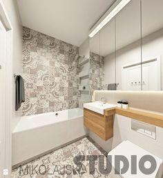 Jasna łazienka - zdjęcie od MIKOŁAJSKAstudio - Łazienka - Styl Klasyczny - MIKOŁAJSKAstudio
