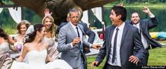 jeff goldblum jurassic park wedding photo lol