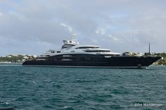 serene yacht | The vessel also features a large sea-water swimming pool which can ...