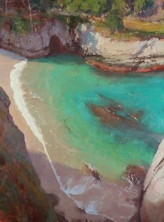 Randall Sexton (oil on canvas)