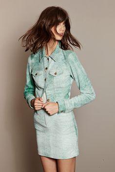 Timo Weiland Resort 2014 Fashion Show