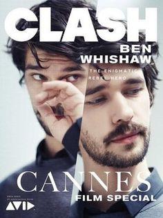 Ben Whishaw Clash magazine