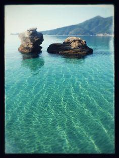 golden beach - thassos island