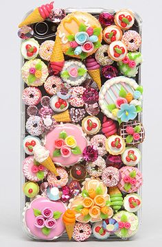 Gasoline Glamour The Bad Cake You Iphone 4 Case