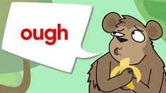 Which words use the 'ough' sound? - BBC Bitesize
