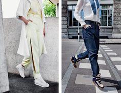 Mode-Trend: Sneakers gehen wieder / annabelle (Redaktion: Sarah Buschor / Fotos: Christine Benz)