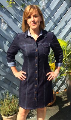 Lesley's Rosa dress - sewing pattern by Tilly and the Buttons