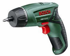 Bosch 4500 RPM Drywall Corded Screw Gun W LED Light Variable Speed Trigger