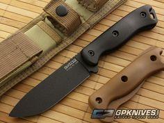 Kabar Becker BK16 Short Drop Point fixed Blade Knife for Sale | GPKNIVES.com