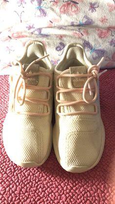 0f4f9a0539 Toddler Adidas Tubular Shadow Sneakers Cream Pink Size 10c F27 Uk 91 2k  CQ0899
