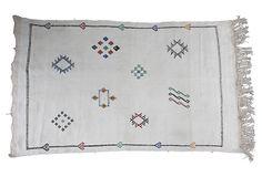 "Moroccan   Cactus Silk   Rug, 4'7"" x 3' on OneKingsLane.com"