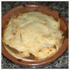 Crepes ai 4 formaggi - golosità a pranzo
