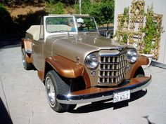 1950 Willys Jeepster - Photo submitted by Dick Lawlor.
