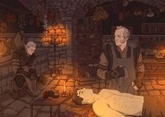 The Witcher Books, The Witcher 3, The Last Wish, Witcher Art, Wide Awake, Warrior Cats, Medieval Fantasy, Fan Art, Vampires