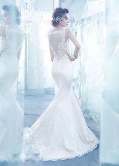 LAZARO Fall 2013 Bridal Collection