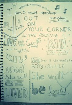 She Will Be Loved - Maroon 5. this is so creative and awesome
