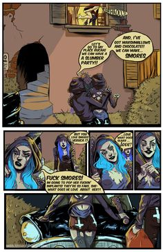 Fvck Smores pg2 by UrsulaDecay.deviantart.com on @DeviantArt
