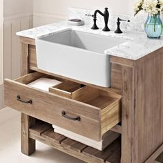 22 Best Apron Front Sinks Used In Bathrooms Images Badezimmer