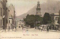 Wale Street Then